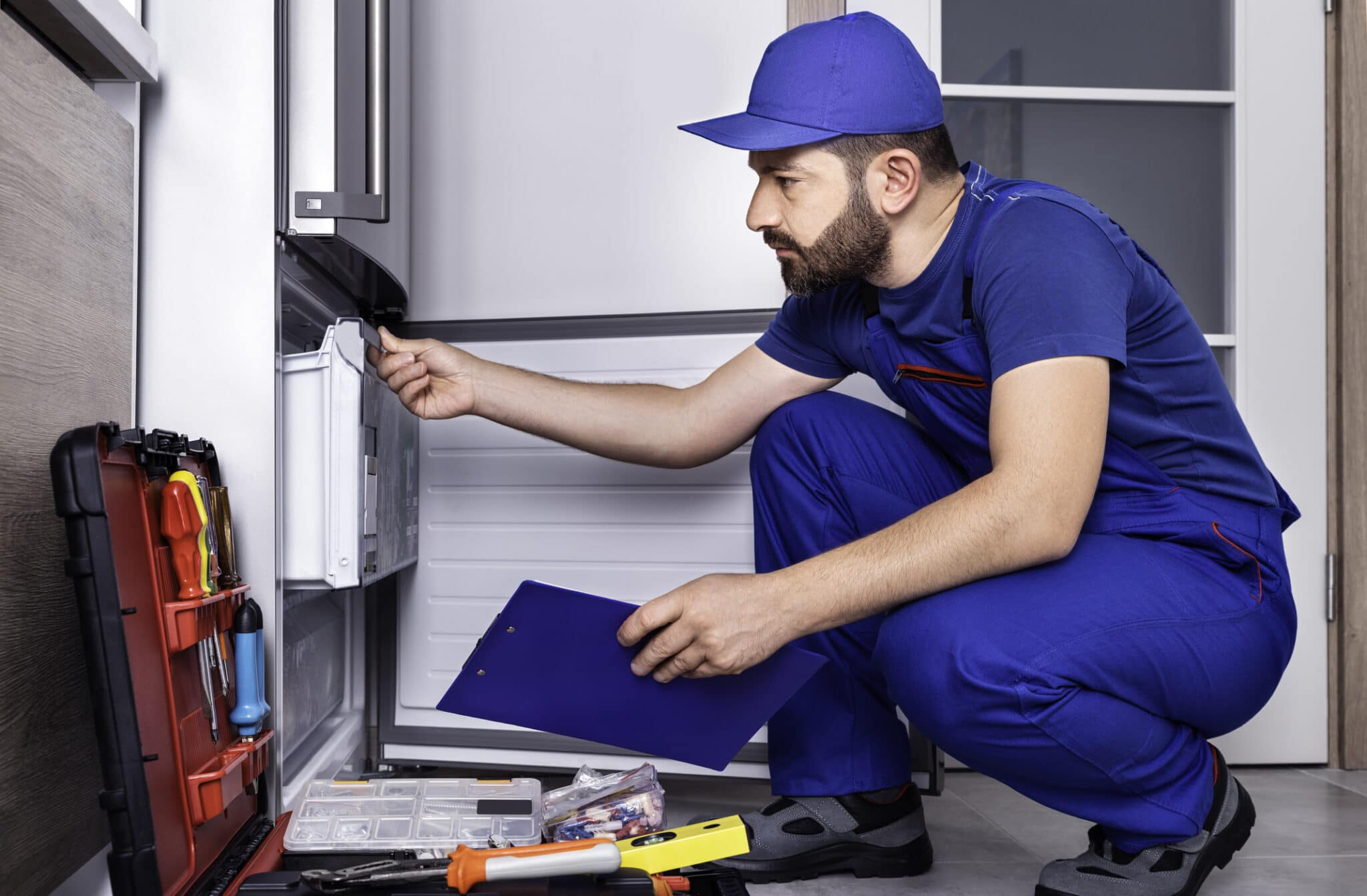 Refrigerator Repairing
